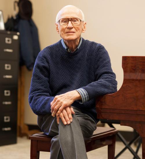 Dr. Maurice Hinson