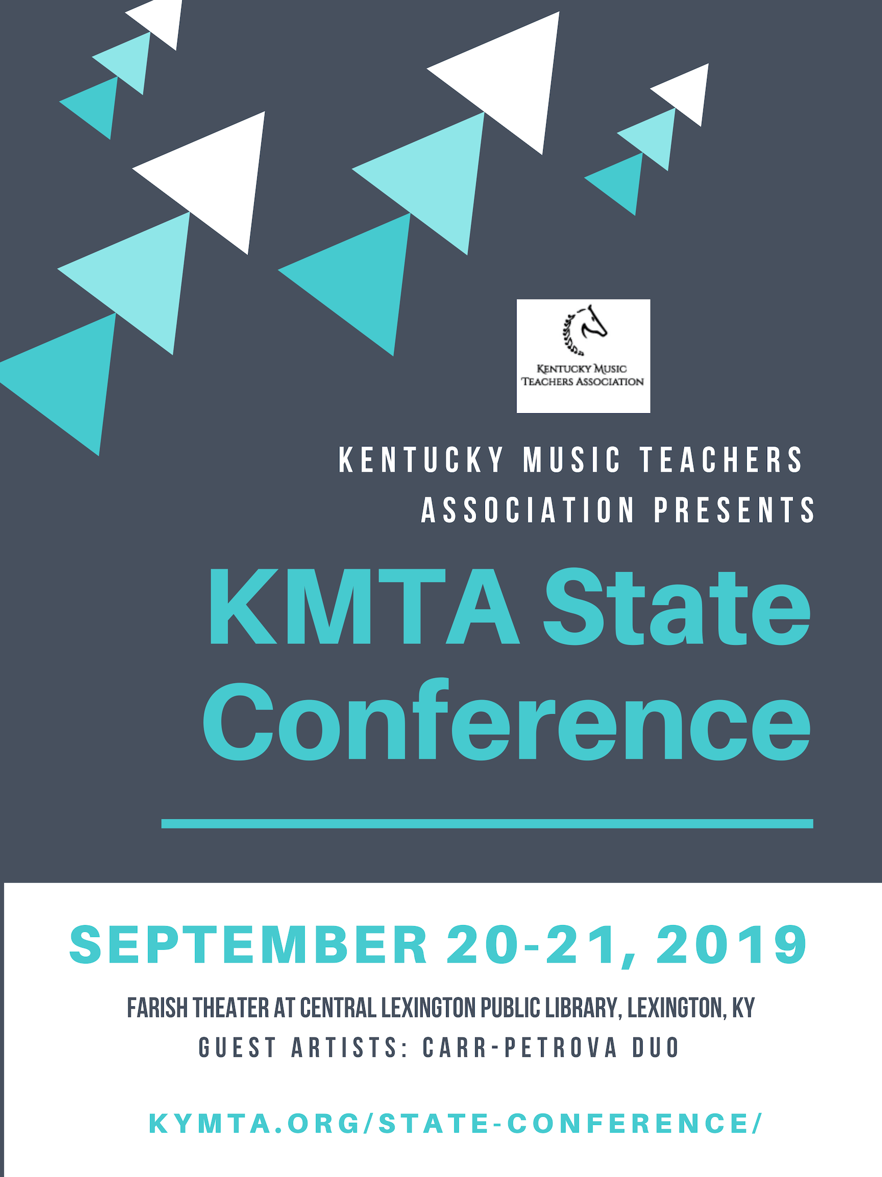 2019 KMTA Conference Poster